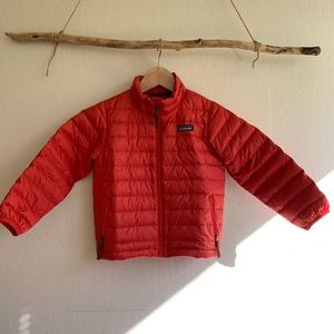 Patagonia Down Sweater 4T